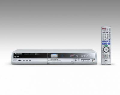 Nagrywarka DVD z twardym dyskiem (200 MB) Panasonic DMR-EH60