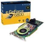e-GeForce 6800 GT (źródło: EVGA)