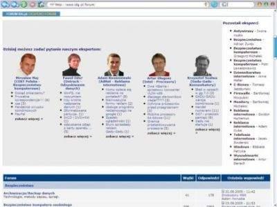 Forum IDG.pl - sekcja Eksperci Forum.