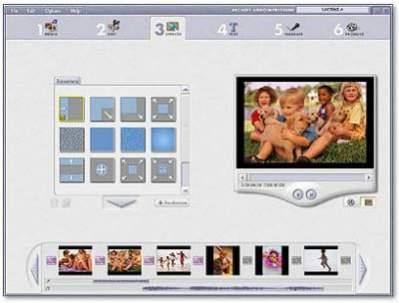 VideoImpression 2 - narzędzie do edycji wideo firmy ArcSoft