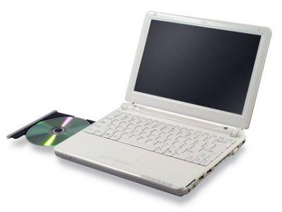 Notebook Twinhead F10D