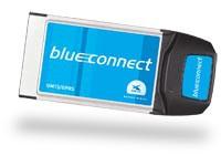 karta blue connect