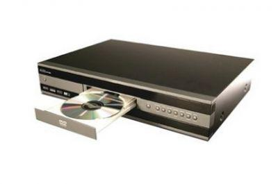 Jeden z pierwszych odtwarzaczy stacjonarnych WMV-HD - KiSS DP600