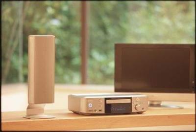 Model Denon S-301 ma lepsze wyposażenie i obsługuje więcej formatów audio