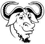 Logo projektu GNU