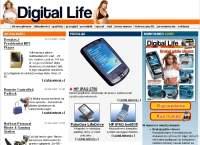 Serwis internetowy Digital Life