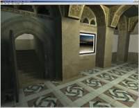 Demo Image Armada udostępnia dwa wzory galerii - hol i podziemia