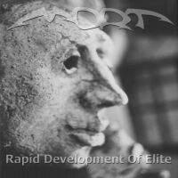 """Mort - okładka płyty """"Rapid Development of Elite"""""""