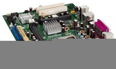 Płyta główna Intel D101GGC wyposażona w chipset ATI Radeon Xpress 200