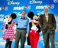 Gates na premierze MSN 8