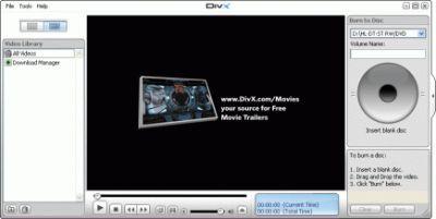 DivX Radium Player - pobierz wersję testową