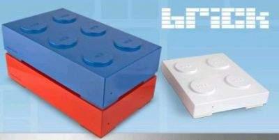 Dyski z serii LaCie Brick