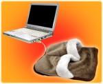 Masz już rękawiczki na USB? Czas na papucie!