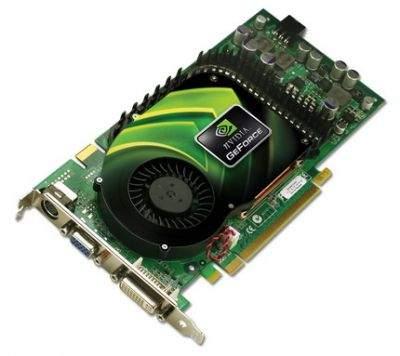 GeForce 6800 GS ma dość duży lecz płaski układ chłodzenia, który pracuje stosunkowo cicho