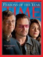 Największe osobistości roku wg TIME: Gates, Bono, Gates