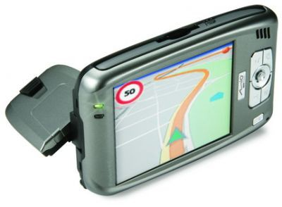 Multimedialne biuro z GPS i Bluetooth
