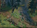 Doskonała grafika - główna atrakcja Dungeon Siege.