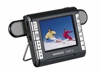 Odtwarzacz multimedialny Minox DMP-2
