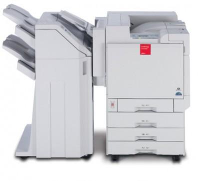 Nashuatec wprowadza dwie kolorowe drukarki laserowe