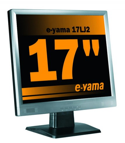 LCD e-yama dla oszczędnych