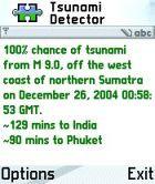 Wykrywacz tsunami w twojej komórce