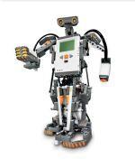Roboty z klocków - następna generacja