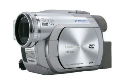 Panasonic: kamera z 3CCD i zapisem na DVD