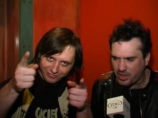 Szymon Wydra i Zbigniew Suski