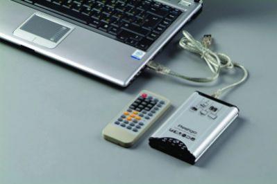 Prestigio Multimedia Portable Player PMP 301