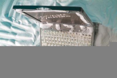 Szczególnie zagrożone zimnem są notebooki - uważać trzeba zwłaszcza na matrycę i dysk