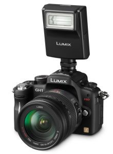 Panasonic Lumix DMC-GH1 nagrywa wideo Full HD