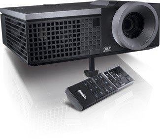 Dell 4210X - biznesowy projektor z dwoma wejściami D-Sub