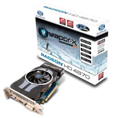Sapphire HD 4870 Vapor-X