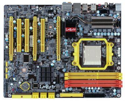 DFI LANParty DK 790FXB-M3H5 - nowość na AMD 790FX