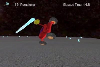 Pierwsze gry zgodne z PhysX dla iPhone'a