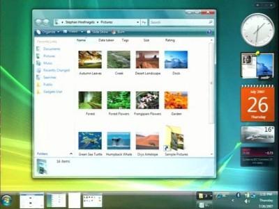 Funkcje, które nie trafią do Windows 7