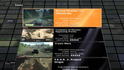 OnLive - usługa, która zniszczy Xboksa, PS3, Wii i wymagania sprzętowe na PC?