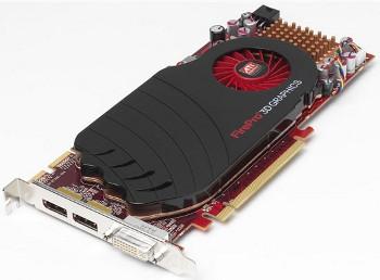 AMD prezentuje profesjonalną kartę grafiki FirePro V7750