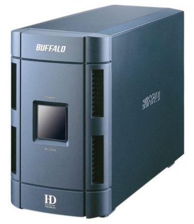 Buffalo HD-WSU2