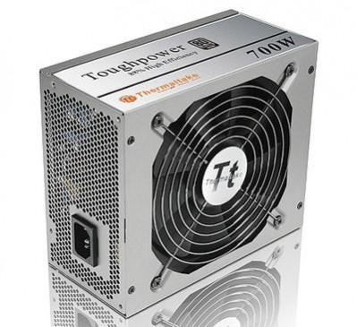 Toughpower 700W (80PLUS Silver)