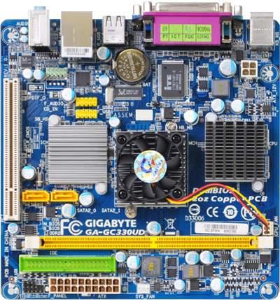 Płyta główna Gigabyte GA-GC330UD