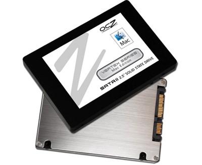 Dyski SSD Vertex i nowe pamięci od OCZ dla MacBooków