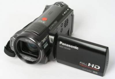 Panasonic SD200 nagrywa filmy wyłącznie na kartach pamięci SD/SDHC. Na szczęście aktualnie ceny tych nośników są wyjątkowo niskie