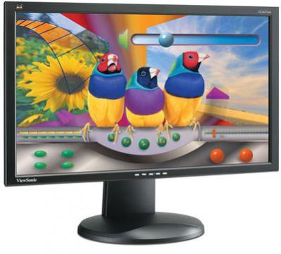 "ViewSonic prezentuje ""biurkowe"" 24 cale Full HD"