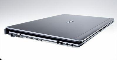 Nowe notebooki Acera z serii Aspire TimeLine