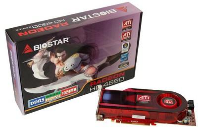 Radeon HD 4890 od Biostara