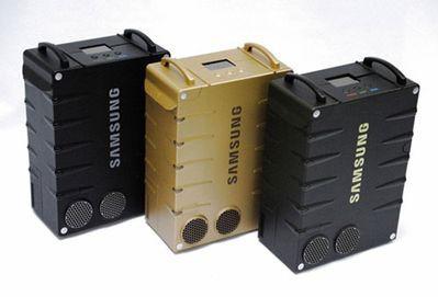 Nowe ogniwa paliwowe Samsunga dla żołnierzy