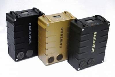 Samsung DMFC