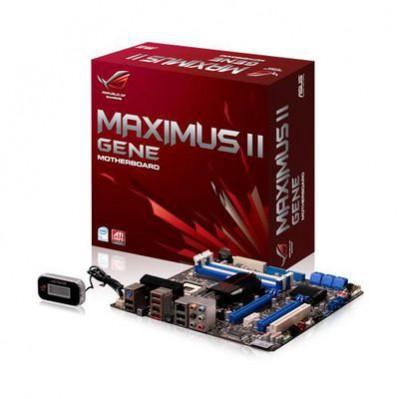 Asus Maximus II GENE, czyli nowa płyta mATX dla graczy