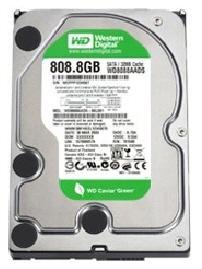 Western Digital 808,8 GB  Caviar Green